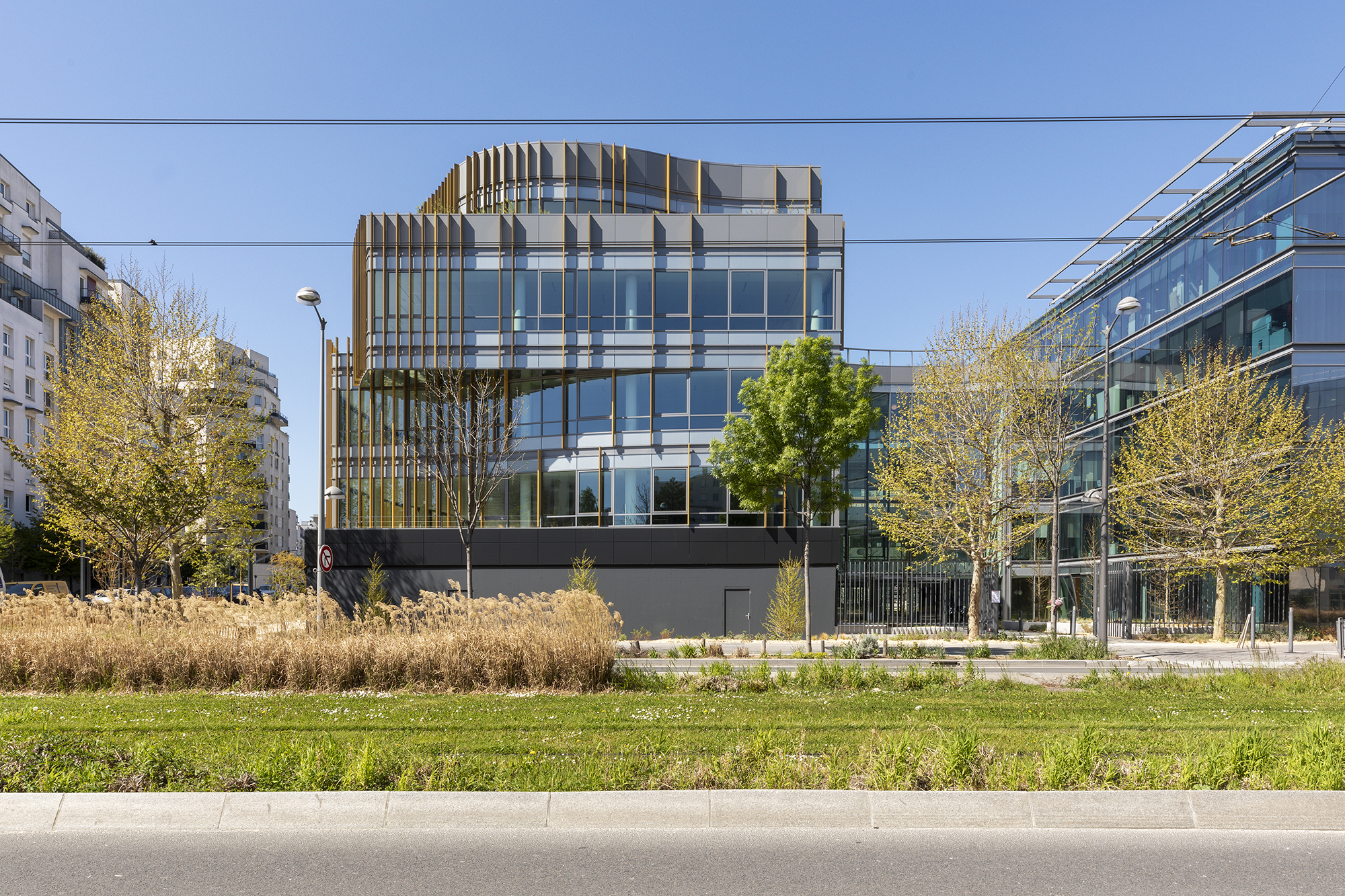Mission Marchand Courbevoie ORY architecture